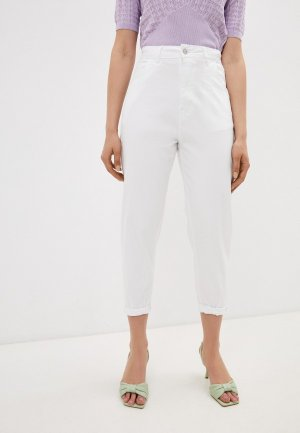 Джинсы G&G. Цвет: белый