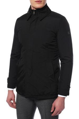 Куртка Hetrego. Цвет: черный