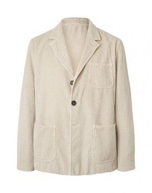 Пиджак MASSIMO ALBA. Цвет: бежевый