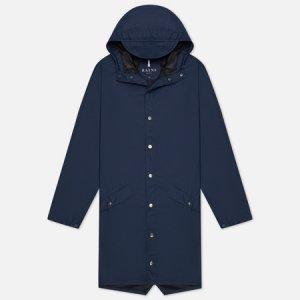 Мужская куртка дождевик Long Jacket Rains. Цвет: синий