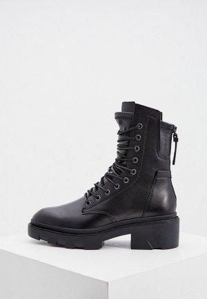 Ботинки Ash MADNESS. Цвет: черный