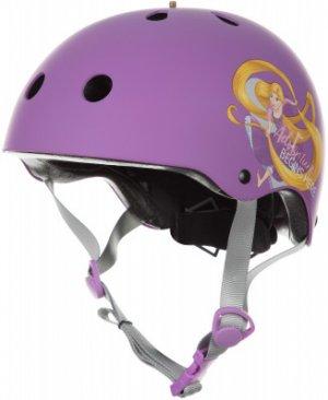 Шлем детский REACTION Rapunzel. Цвет: разноцветный