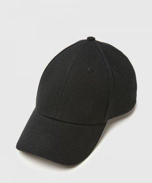 Базовая кепка O`Stin. Цвет: черный