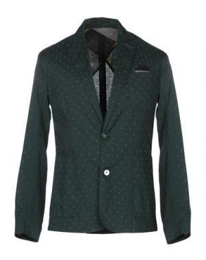 Пиджак NEILL KATTER. Цвет: цвет морской волны