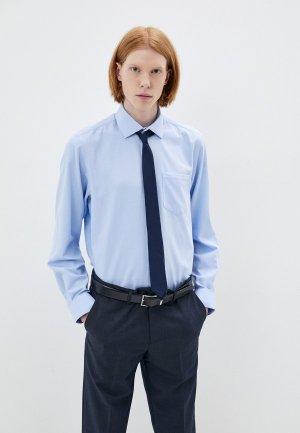 Рубашка Ostin O'stin. Цвет: голубой
