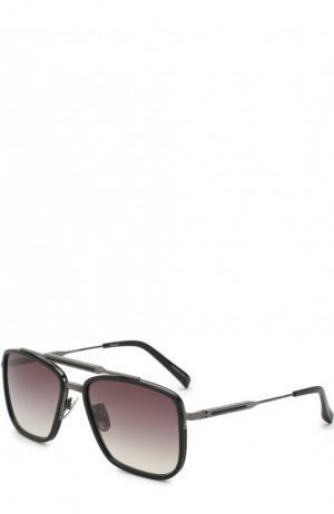 Солнцезащитные очки Frency&Mercury. Цвет: чёрный