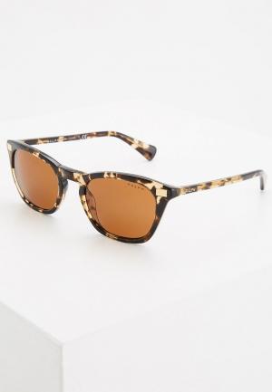 Очки солнцезащитные Ralph Lauren RA5236 169173. Цвет: коричневый