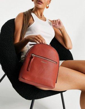 Рюкзак цвета пряностей Anouk-Оранжевый цвет Fiorelli