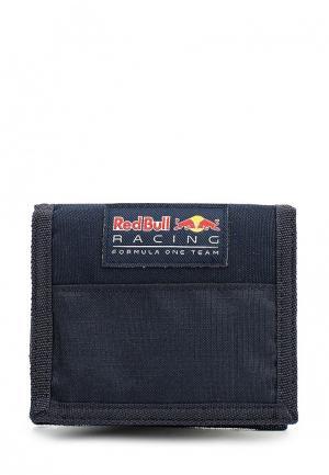 Кошелек PUMA RBR Lifestyle Wallet. Цвет: синий