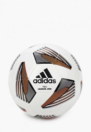 Мяч футбольный adidas TIRO LGE J350. Цвет: белый