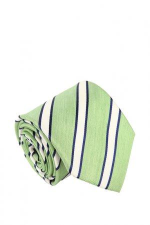 Галстук Cafe Coton. Цвет: светло-зеленый, темно-синий, б