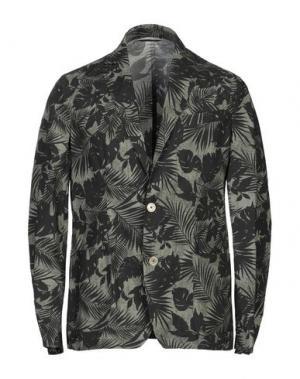 Пиджак BROOKSFIELD. Цвет: темно-зеленый