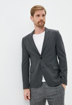 Пиджак Hugo Arwido202J1. Цвет: серый