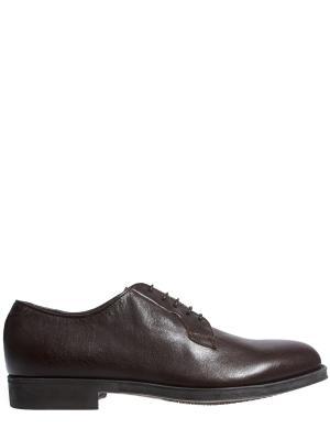 Туфли Alberto Guardiani. Цвет: коричневый