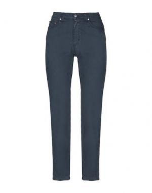 Повседневные брюки TAVIANI. Цвет: темно-синий
