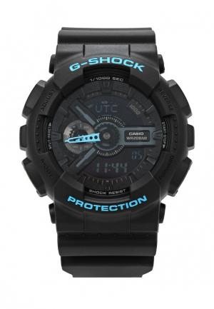 Часы Casio G-SHOCK GA-110LN-1A. Цвет: черный