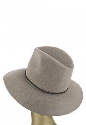 Шляпа ISABEL MARANT. Цвет: бежевый