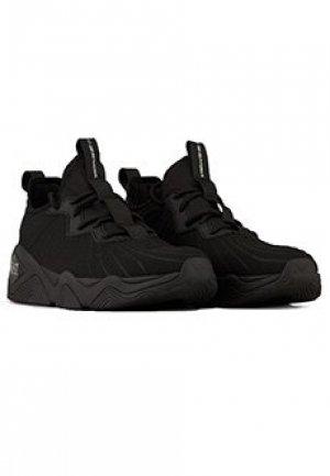 Кроссовки EA7. Цвет: черный