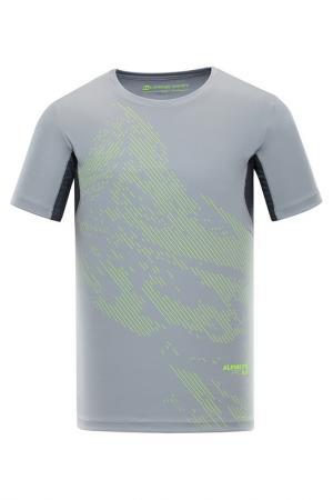 T-Shirt Alpine Pro. Цвет: gray