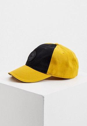 Бейсболка Aeronautica Militare. Цвет: желтый