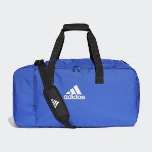 Спортивная сумка Tiro Medium Performance adidas. Цвет: белый