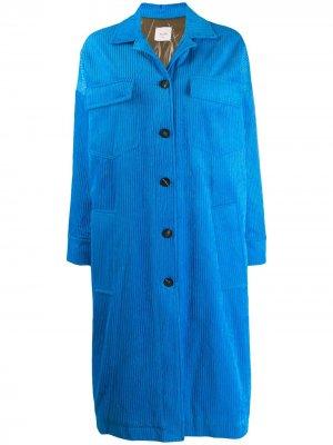 Вельветовое пальто Alysi