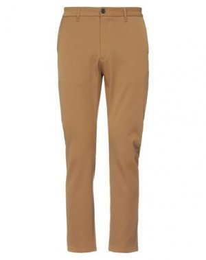 Повседневные брюки ELVINE. Цвет: хаки