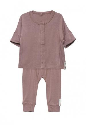 Пижама Coockoo. Цвет: розовый