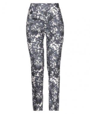 Повседневные брюки JOSEPH RIBKOFF. Цвет: свинцово-серый