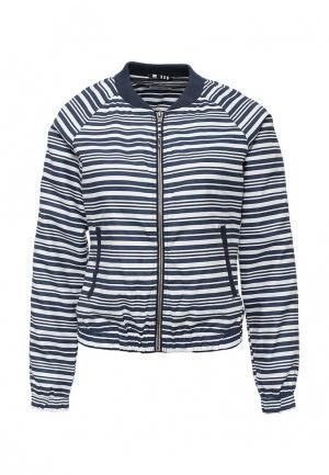 Куртка Jacqueline de Yong. Цвет: разноцветный
