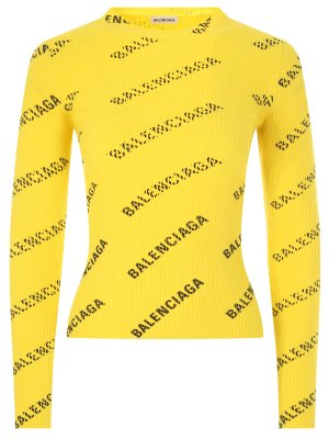 570844-t6140-7440 BALENCIAGA. Цвет: желтый