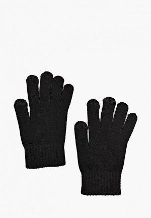 Перчатки Mango Man I TOUCH. Цвет: черный