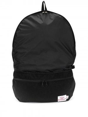 Рюкзак с принтом Battenwear. Цвет: черный