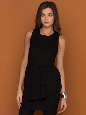 Платье Bonsui. Цвет: черный