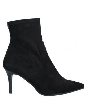 Полусапоги и высокие ботинки PEDRO MIRALLES. Цвет: черный