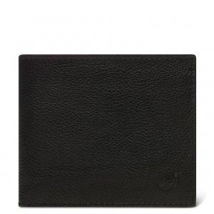 Кошельки Bifold Wallet With Coin Timberland. Цвет: черный