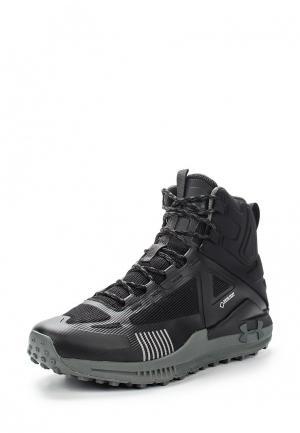 Ботинки трекинговые Under Armour UA Verge 2.0 Mid GTX. Цвет: черный