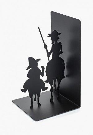 Держатель для книг Balvi Don Quijote. Цвет: черный
