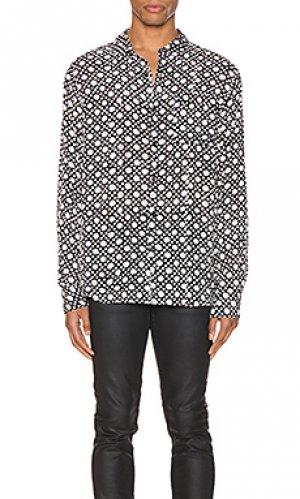 Рубашка с длинными рукавами beach boy ROLLAS ROLLA'S. Цвет: черный