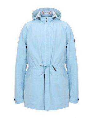 Куртка CIESSE PIUMINI. Цвет: небесно-голубой