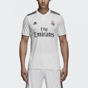 Домашняя игровая футболка Реал Мадрид Performance adidas. Цвет: черный