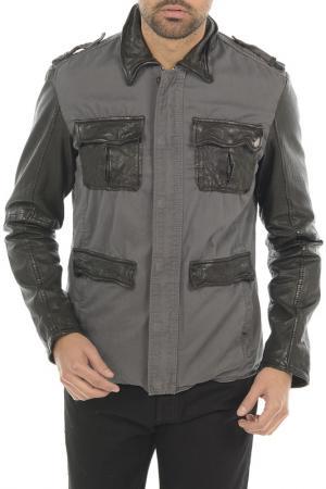 Куртка Arturo. Цвет: gray