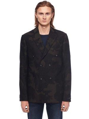 Костюмный пиджак TIGER OF SWEDEN. Цвет: разноцветный