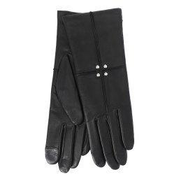 Перчатки ALOA/A черный AGNELLE