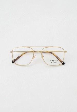 Оправа Vogue® Eyewear VO4192 848. Цвет: золотой