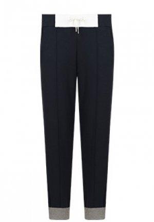 Спортивные брюки HARMONT&BLAINE. Цвет: синий
