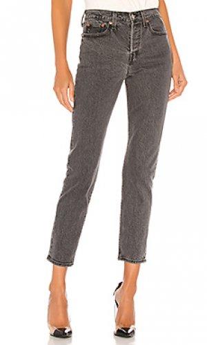 Зауженные джинсы wedgie icon LEVIS LEVI'S. Цвет: none