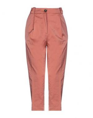Брюки-капри ANNIE P.. Цвет: пастельно-розовый