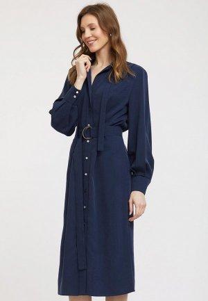 Платье Charuel. Цвет: синий