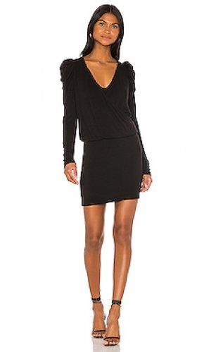 Мини платье sophia Bailey 44. Цвет: черный